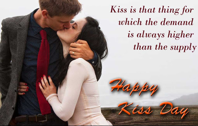 Happy Kiss Day 2018 Images