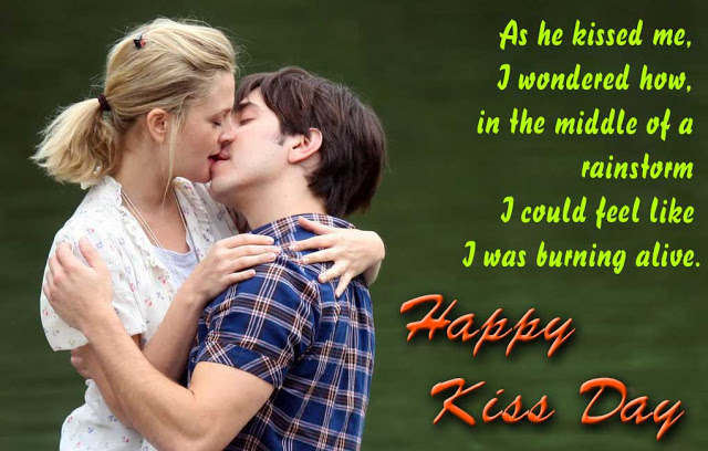 Kiss Day Images For WhatsApp