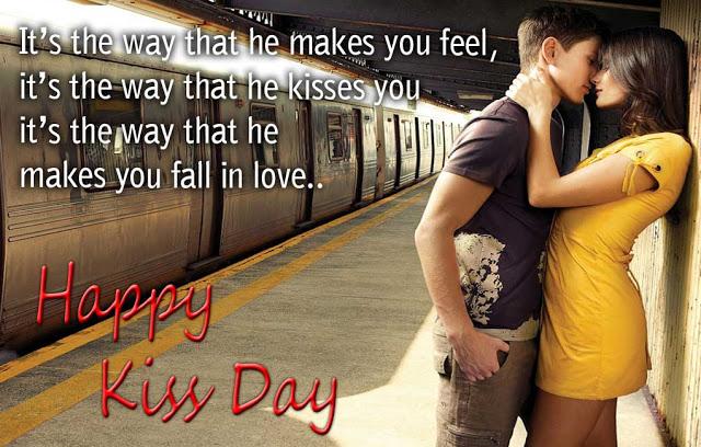 Kiss Day Photos