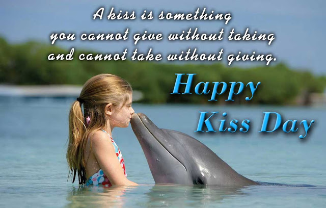 Kiss Day WhatsApp DP