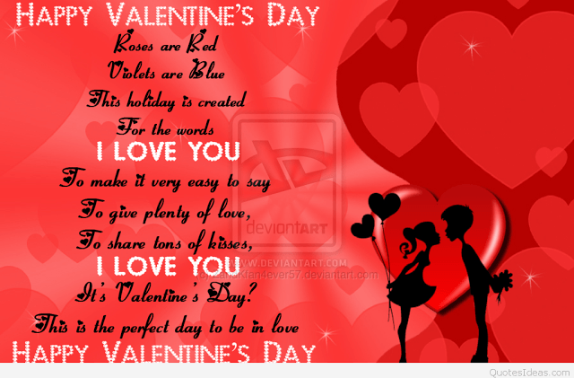 Valentine Day Images with Quotes